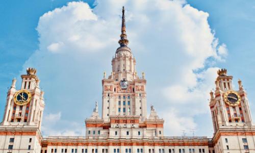 MOSCOU ET SAINT-PETERSBOURG : CAPITALES DES TSARS